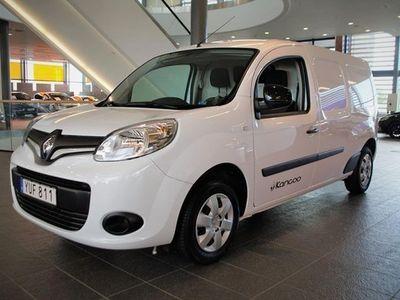 begagnad Renault Kangoo Express Maxi Skåp phII dCi 90 2019, Transportbil 169 500 kr