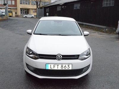 begagnad VW Polo 1.6 TDI Aut Comfortline 90hk 1 års garanti