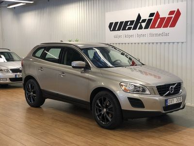 "used Volvo XC60 D3 Geartronic Momentum 163hk 19"" -11"