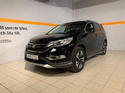 begagnad Honda CR-V 1.6 iDTEC 4WD Lifestyle