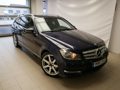 used Mercedes C220 CDI BlueEfficiency
