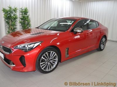 gebraucht Kia Stinger 2.2D GT-LINE Plus AWD AT8
