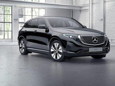 begagnad Mercedes EQC 400 4MATIC EL