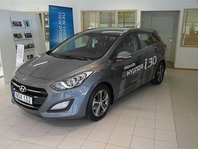 begagnad Hyundai i30 1,6 CRDI 110hk ComfortEco Kombi Kombi
