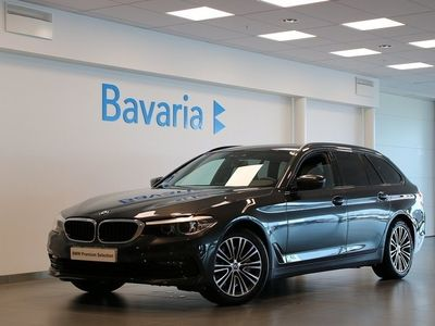 begagnad BMW 530 i xDrive Touring Sport Line Aut Nypris 637.800:-
