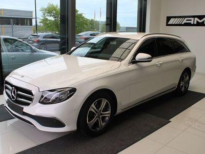 brugt Mercedes 220 E-KLASSD 4MATIC DEMO