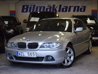 begagnad BMW 320 Ci Coupé LÅGA MIL 170hk