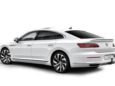 begagnad VW Arteon GT R-LINE 2.0 TDI 4M SOLTAK
