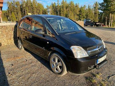 begagnad Opel Meriva 5D 1.6 PLUS
