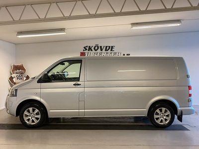 begagnad VW Transporter 2.0 TDI 4Motion/Värmare/Drag