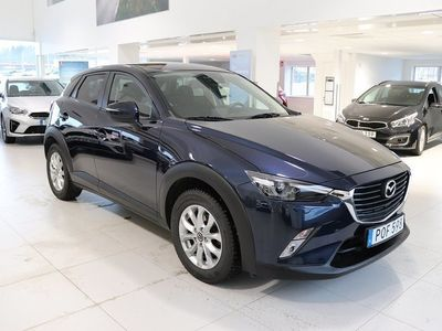 begagnad Mazda CX-3 2.0 SKYACTICE-G 2016, SUV Pris 129 900 kr
