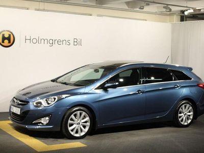 begagnad Hyundai i40 Kombi 1.7 CRDi A6 Premium