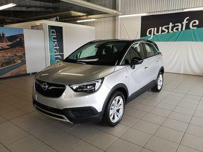 begagnad Opel Crossland X 1.2 Turbo Dynamic Aut (110hk)