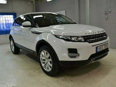 begagnad Land Rover Range Rover evoque 2.2 TD4 4WD Skinn / Navi 150hk