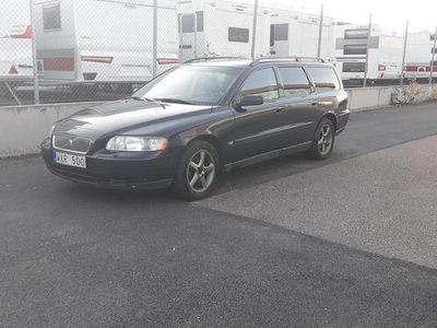 begagnad Volvo V70 2,4 CNG