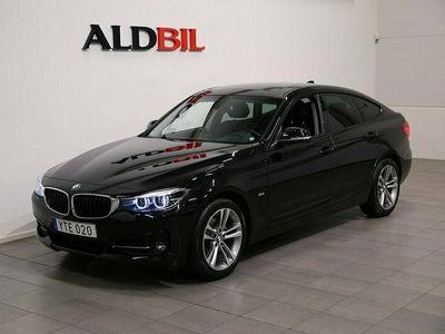 begagnad BMW 320 Gran Turismo d 190hk GT Model Sport / Läder / Panorama / GPS / HiFi