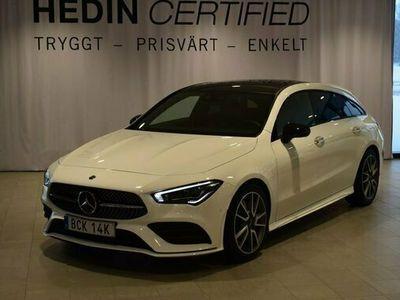 begagnad Mercedes 250 CLA BenzShooting brake, PREMIUMPAKET PLUS 2020, Sportkupé Pris 409 900 kr