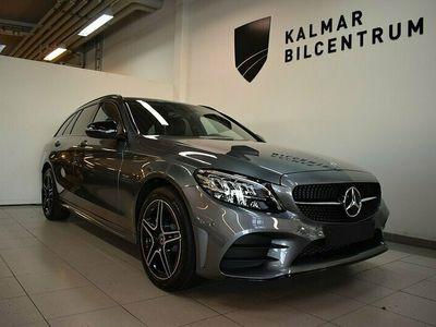 begagnad Mercedes C220 d 4MATIC Kombi AMG Night Edition