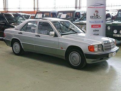begagnad Mercedes 190 2.0 122hk Rostfri Nybes -92