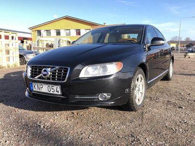 begagnad Volvo S80 2.5FT