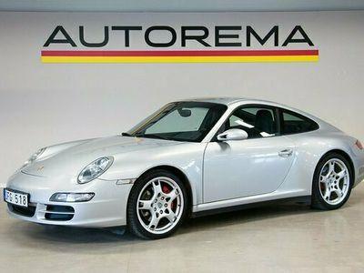 begagnad Porsche 911 Carrera 911 997 4S TipTronic S 2006, Sportkupé Pris 429 000 kr