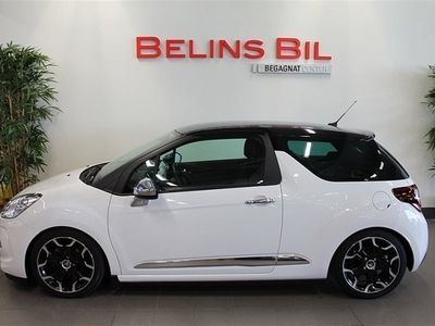 begagnad Citroën DS3 HDi 92 Urban Chic