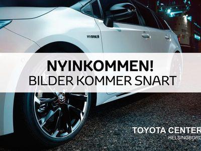 begagnad Toyota Auris Hybrid 1,8 5-D Touch & Go Editio