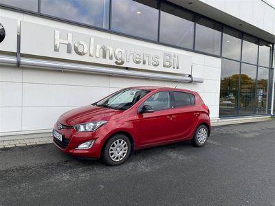 begagnad Hyundai i20 1.2 M5 GO