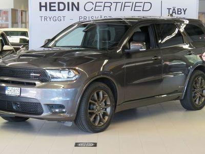 begagnad Dodge Durango DEMOBIL 5.7 V8 HEMI AWD Automatisk 7-sits 364hk
