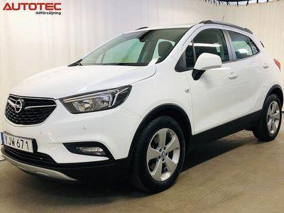 begagnad Opel Mokka X 1.4 Turbo ecoFLEX 4x4 140
