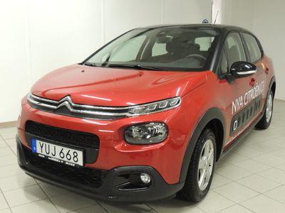 begagnad Citroën C3 PureTech 82 S&S - Feel