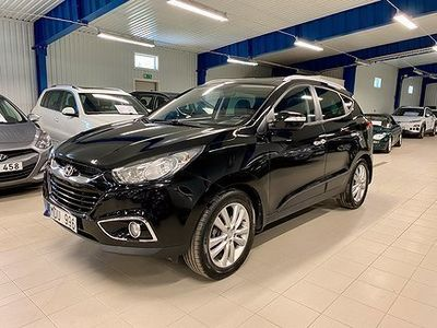 begagnad Hyundai ix35 2.0 CRDi 4WD Automat 184hk Exclu