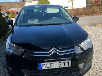 begagnad Citroën C4 N