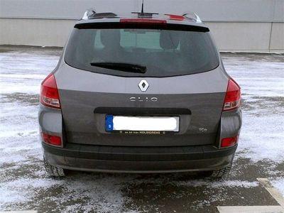 begagnad Renault Clio 1.2 TCe Sport Tourer (Växjö) -12