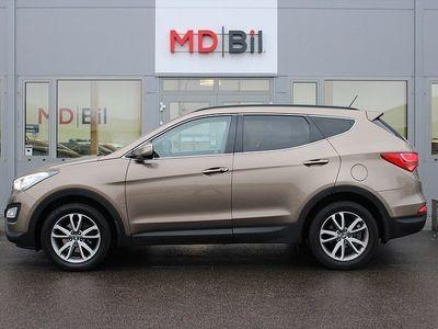 "begagnad Hyundai Santa Fe ""facelift"" 2,2 CDRi AWD Aut Drag Nyservad"