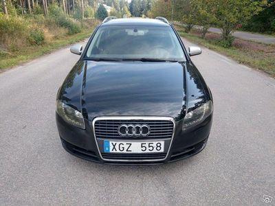 begagnad Audi A4 Avant 2.0 TDI 140hk NY BESIKTAD -06