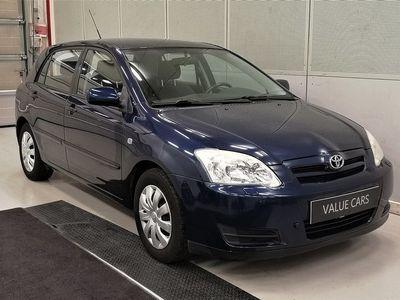 begagnad Toyota Corolla 5-dörrars Halvkombi 1.6 VVT-i 110hk