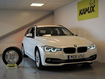 brugt BMW 318 d Sport Line S&V-Hjul (150hk)