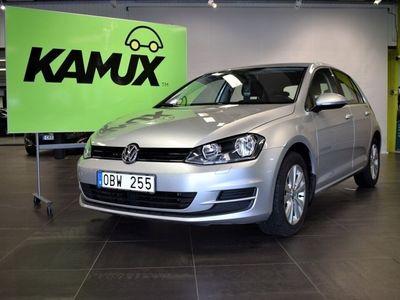 begagnad VW Golf 5-dörrar 1.6 TDI 4Motion Style Vinter Nybes (105hk)