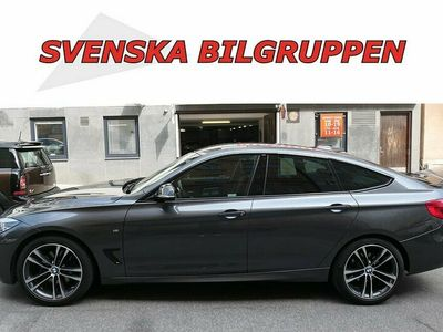 begagnad BMW 330 i xDrive 252hk GT M Sport Drag Navi M-Värmare