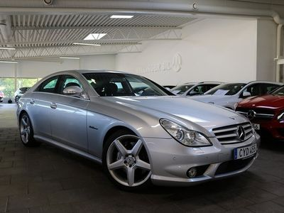 begagnad Mercedes CLS63 AMG 63 AMG (514hk) 7G-Tronic