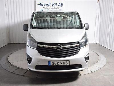brugt Opel Vivaro Combi / 125hk BITURBO / 0,95% RÄN -16
