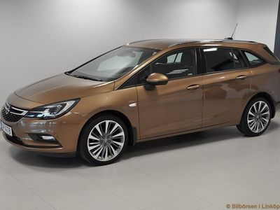 begagnad Opel Astra Sports Tourer+ 1,4 T 150hk Automat