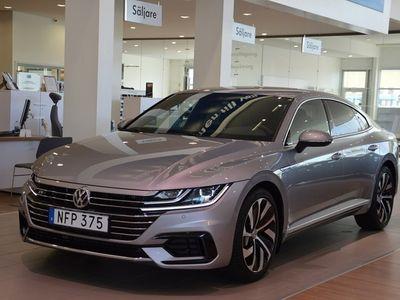 begagnad VW Arteon 2.0 TDI 4Motion DSG R-LINE 190hk DEMO