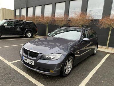 begagnad BMW 320 d Touring Advantage, Comfort
