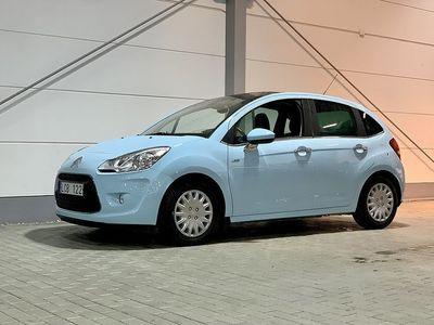 "begagnad Citroën C3 HDi ""Exclusive"" 2010, Halvkombi 59 900 kr"