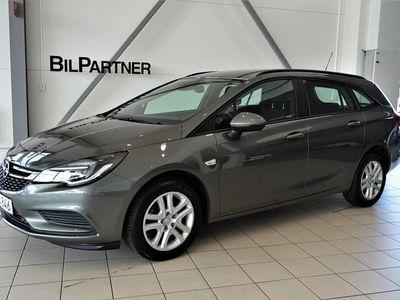 begagnad Opel Astra 1.4 125HK EDITION SPORTS TOURER MA