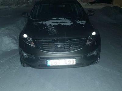 begagnad Kia Sportage 2.0 CRDi AWD -11