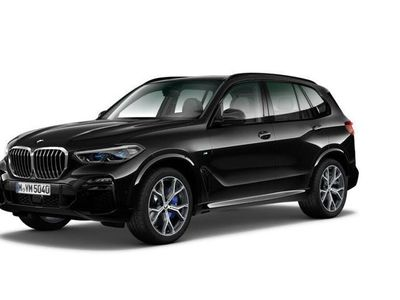 begagnad BMW X5 30d xDrive/Connected/Luftfjädring