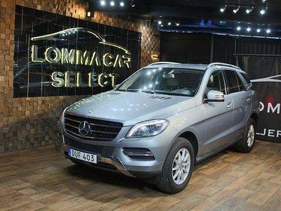 begagnad Mercedes 350 ML BenzAUT 4M EU6 DRAG PL 2015, SUV 319 900 kr